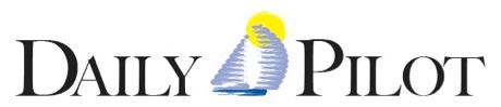 logo text for Daily Pilot