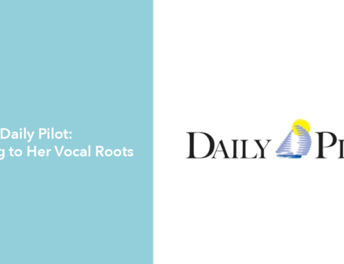 Daily Pilot: Returning to her vocal roots