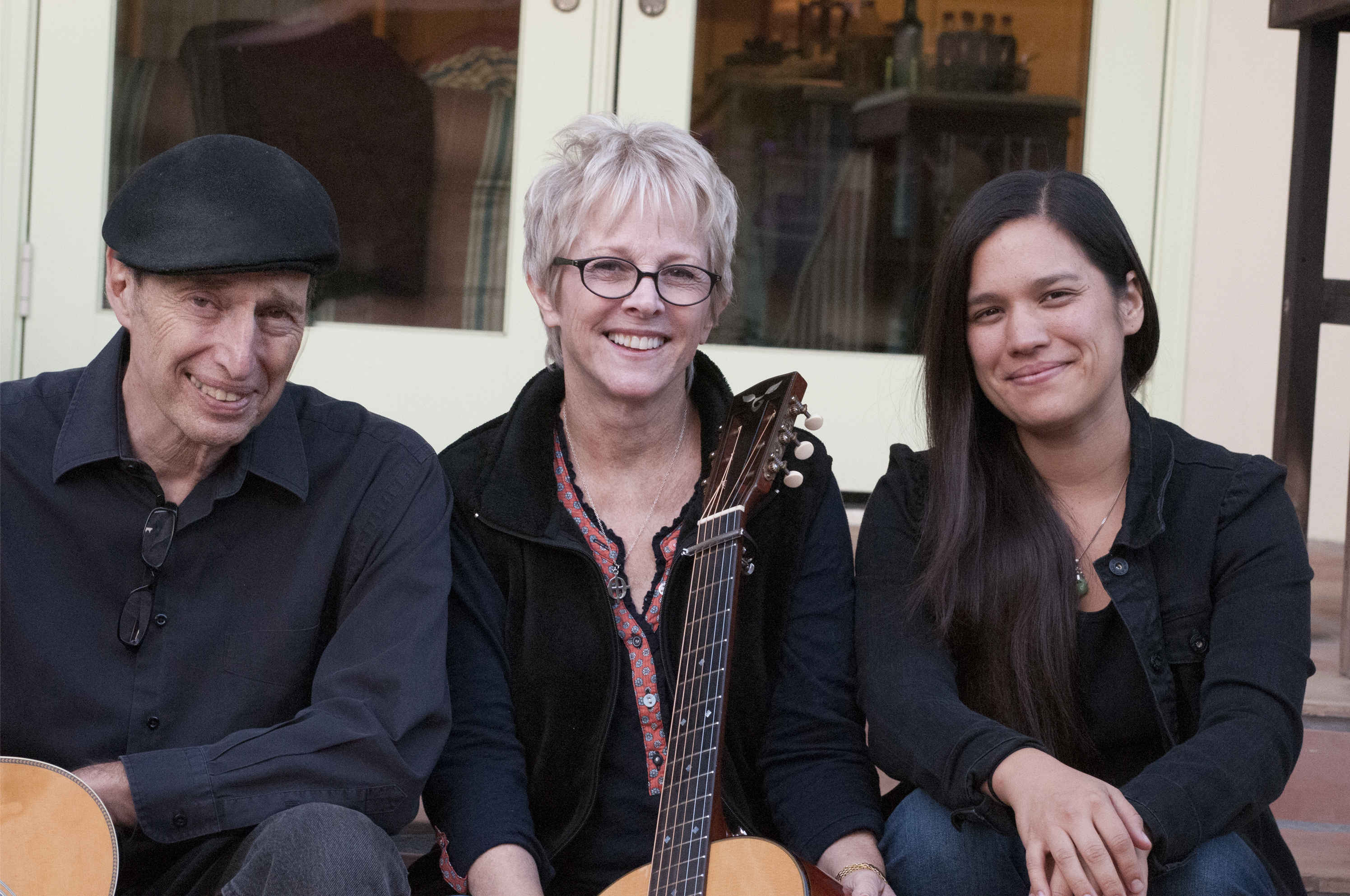 Tracy Newman and the Reinforcements (trio)