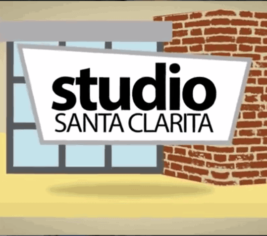 logo art for Studio Santa Clarita