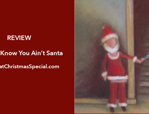 LA Times Reviews Mama, I Know You Ain't Santa