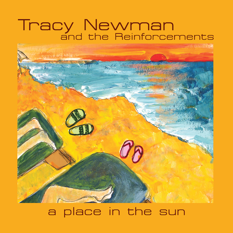 tracy-newman-a-place-in-the-sun-album-cover
