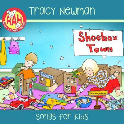 tracy-newman-shoebox-town-album-cover