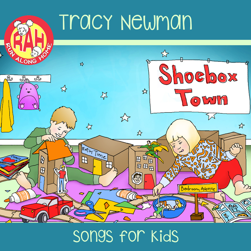 tracy-newman-shoebox-town-album-cover