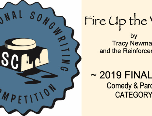 """Fire Up the Weed"" Finalist 2019 International Songwriting Competition"