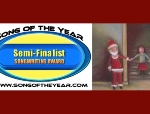 """Mama, I Know You Ain't Santa"" 2019 Song of the Year Semi-Finalist"